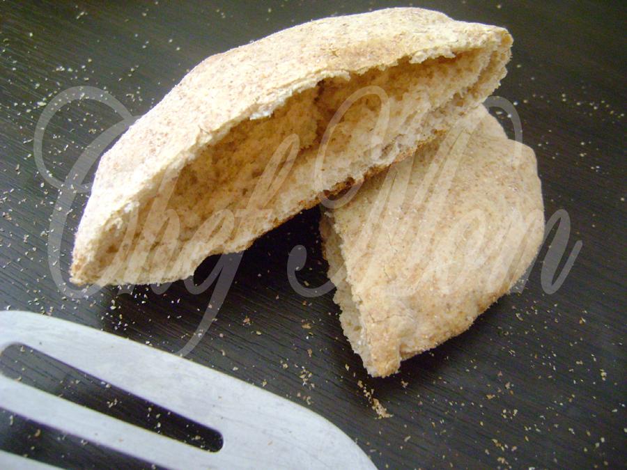 whole wheat flour bread recipe